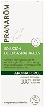 Aromaforce Solución Defensas Naturales 30 ml. de Pranarom: Amazon ...
