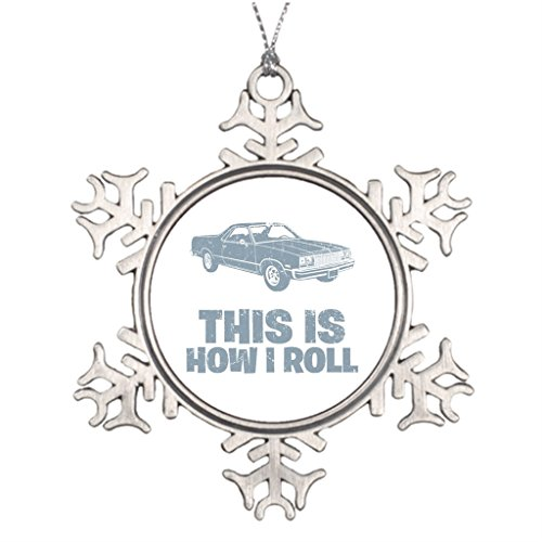 Unique fly Tree Branch Decoration Olds Snowflake Ornaments Christmas Sale (Chrysler Street Rods For Sale compare prices)