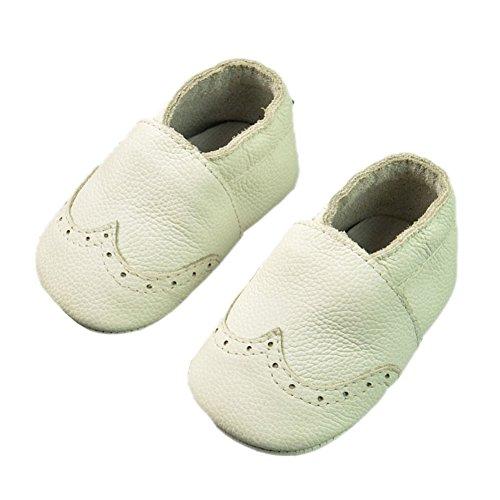Leap FrogMoccasins Boots - Mocasines bota para niño blanco