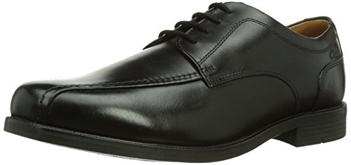 Clarks Beeston Stride - Zapatos de cordones Black Leather