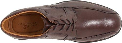 Bostonian Mens Trounce Spets-up Brunt Läder