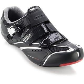 7d81df5021d55 Shimano SH-R088 Wide Men's Road/Indoor Cycling Shoes - Black Size 41 ...