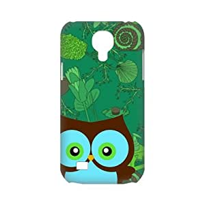 Sleeping Owl Custom Case for SamsungGalaxyS4 mini 3D