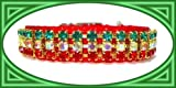 ~Christmas Angel~ Rhinestone Dog Cat Collar