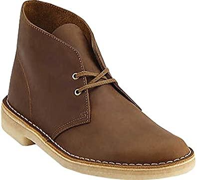 Desert Boot, Beeswax Leather