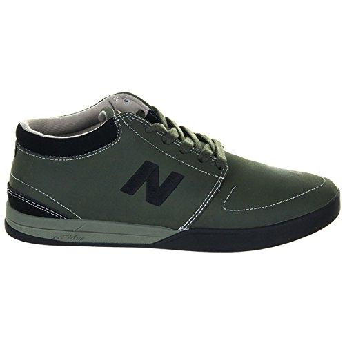 New Balance Numeric , Herren Sneaker grün Olive N-Dure 42 EU
