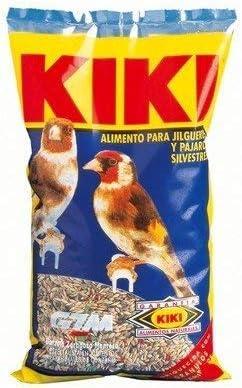 KIKI Alimento Completo para jilgueros y pájaros Silvestres