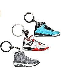 Air Jordan Michael Jordan Shoe Game Basketball Jumpman Key Chain Keychains
