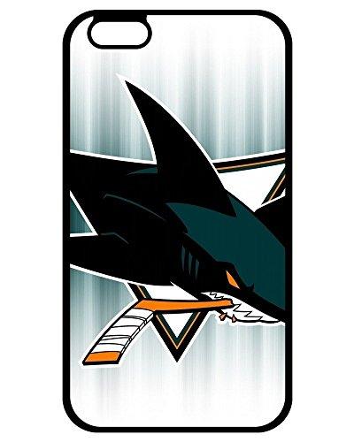 Coque,New Style Hard Case Cover - Hockey San Jose Sharks J Coque iphone 6 Plus/Coque iphone 6s Plus phone Case,Cas De Téléphone