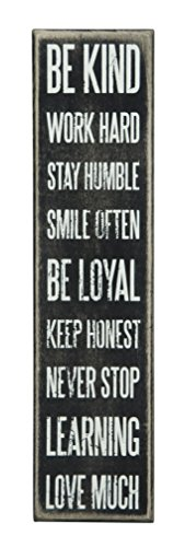 Primitives by Kathy Inspire-Advice Box Sign, Neutral