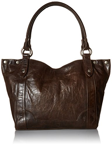 Melissa Leather Shoulder Slate FRYE Handbag Hxg6UwP6q