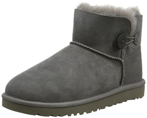Ugg Mini Bailey Button - - para hombre Grey
