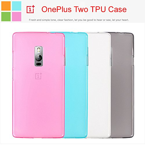TPU Gel Case for Oneplus 2 (Pink) - 4
