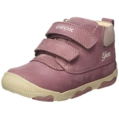 chollos oferta descuentos barato GEOX B NEW BALU GIRL B DK PINK Baby Girls Booties Classic size 23 EU
