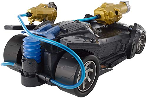 DC Comics Cannon Attack Batmobile - http://coolthings.us