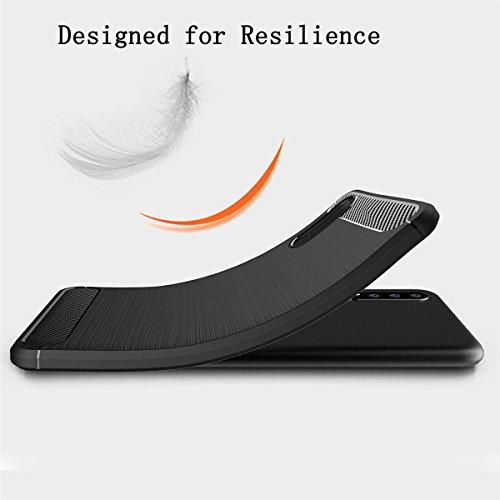 P20 silicona P20 h Funda Adamark de Pro Huawei Funda Funda 0xtaf0wvq