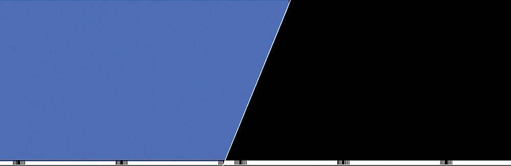 bluee Ribbon Pet Products ABLVSB1624 Double-Sided Background for Aquarium, 24-Inch 50-Feet, Black bluee