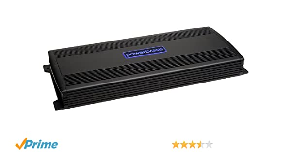 Amazon.com: Powerbass Asa3-1100.5 Channel Amplifier (ASA31100.5): Car Electronics