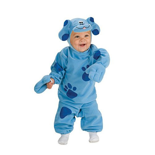 EZ On Romper Blues Clues Costume]()