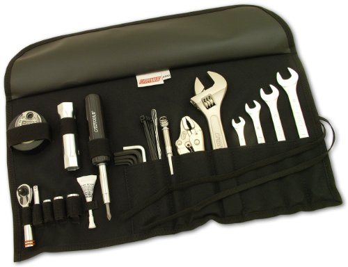 Cruztools RTM3 RoadTech M3 Metric Tool Kit