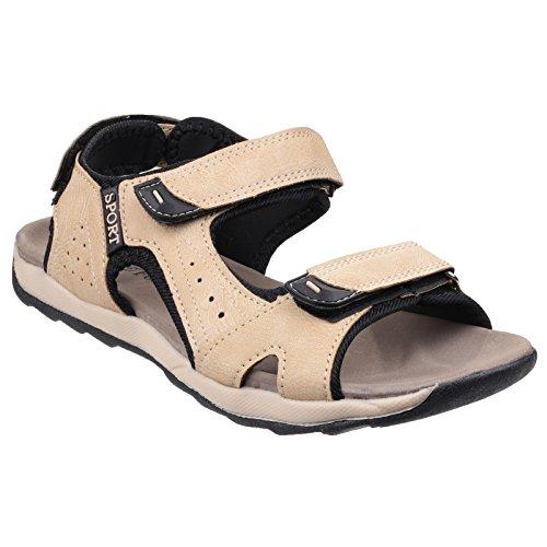 Sandalias de verano modelo Saturn para mujer Oliva
