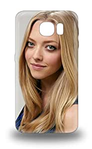 Galaxy Tpu 3D PC Case Skin Protector For Galaxy S6 Amanda Seyfried American Hollywood Female Mean Girls In Time Mamma Mia With Nice Appearance ( Custom Picture iPhone 6, iPhone 6 PLUS, iPhone 5, iPhone 5S, iPhone 5C, iPhone 4, iPhone 4S,Galaxy S6,Galaxy S5,Galaxy S4,Galaxy S3,Note 3,iPad Mini-Mini 2,iPad Air )
