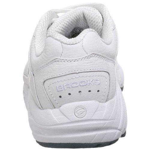 Brooks Herren Addiction Walker Laufschuhe Elfenbein (Bianco)