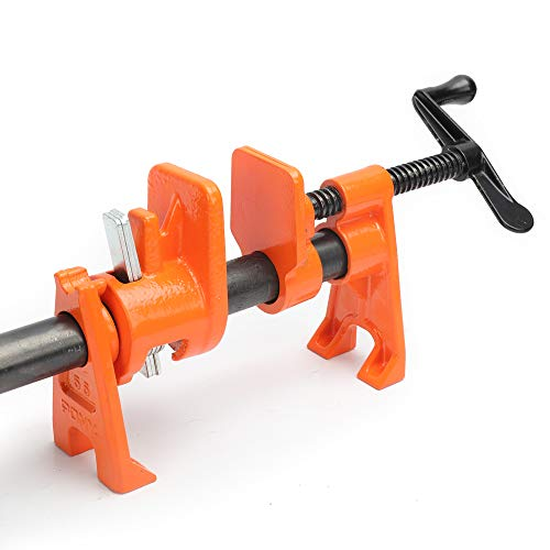 h Pro Pipe Clamp Fixture ()