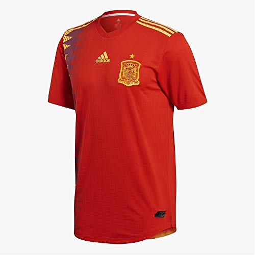 Adidas Spain World Cup - adidas Spain Home Soccer Authentic Jersey FIFA World Cup Russia 2018 (XL)