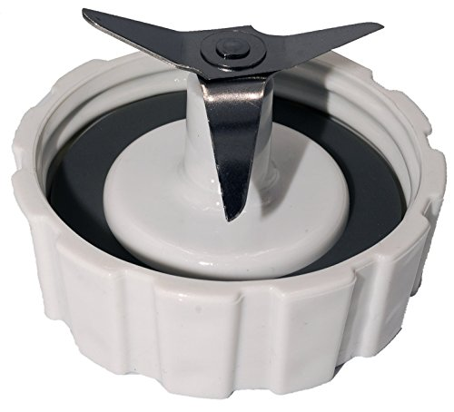 Blade With Base Bottom Cap, Sealing Gasket Compatible with Hamilton Beach Blender ()