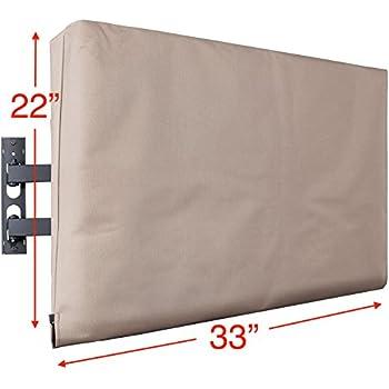 Amazon Com Kuzy Outdoor Tv Cover 32 Inch Outdoor Tv