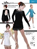 Jalie Figure Skating Dress with Adjustable Ruching Costume Sewing Pattern 2801