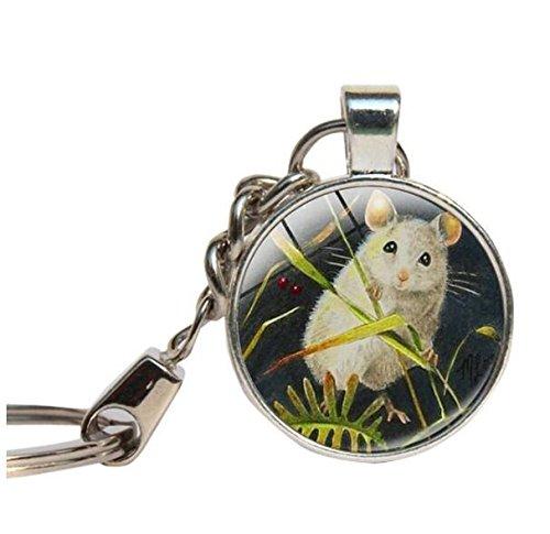 Ratón Llavero ratón llavero regalo de amantes de los ...