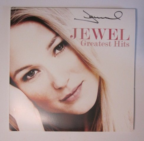Greatest Hits (Signed By Jewel) (Signed Jewel)
