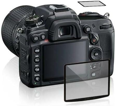 Maxsimafoto® LCD Glass Screen Protector For Nikon D500 High Transparency, Anti-Scrape, Anti Bump.
