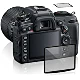 Maxsimafoto® - Professional Glass LCD Screen Protector For Canon 7D2, 7D Mk II, High Transparency, Anti-scrape, Anti Bump.