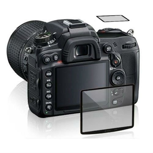 Maxsimafoto® - Professional LCD Glass Screen Protector for Canon 5D MKIII, 5D3. 5D Mk3, 5DR 5DS R.