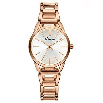 2fe205c44cb Buy  KIMIO-Luxury-Brand-Fashion-Ceramic-Crystal-Rhinestone-Diamond-Popular-Watches-Women-Ladies-Dress-Wrist-Watch-relogio  Online at Low Prices in India ...