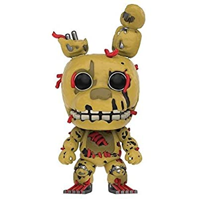Funko Five Nights at Freddy's - Spring Trap Toy Figure: Funko Pop! Games: Toys & Games