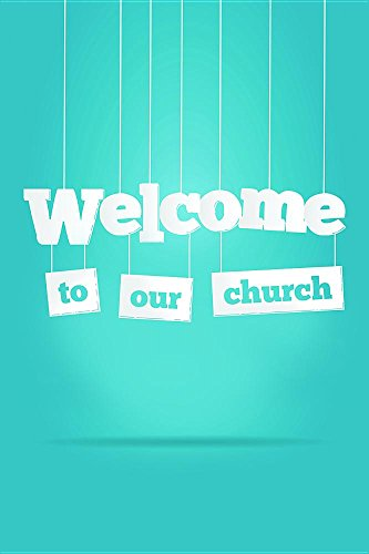 (Welcome Folder-Welcome To Our Church-Psalm 122:1 ()