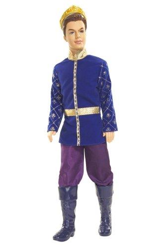 Barbie Princess Rosella Doll - Barbie Prince Antonio8482; Doll