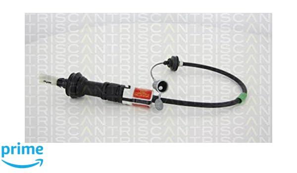 Triscan 8140 28268 Cable de accionamiento, accionamiento del embrague: Amazon.es: Coche y moto