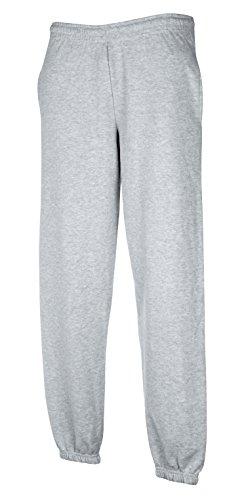 Premium Jog Homme Pants Loom Cuff Of Heather The Jogging Sweatpant Grey Pantalon Fruit A0TxUw1A