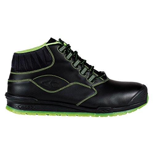 """Cofra 78780–001.w46Talla 46S3SRC–zapatos de seguridad de """"Perk, color negro"""