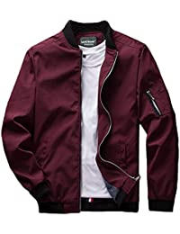 645ec1ca1 Men's Varsity Jackets | Amazon.com
