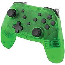 Controle Nyko Wireless Core para Nintendo Switch, Bluetooth Pro com Turbo e Compatibilidade Android/PC - Verde