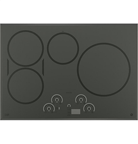GE Induction Cooktop Flagstone CHP9530SJSS