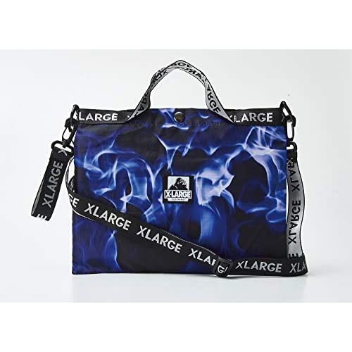 XLARGE 3WAY BLUE FIRE BAG BOOK 付録