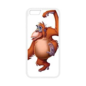 iPhone6 Plus 5.5 inch Phone Case White Jungle Book ES3TY7869550