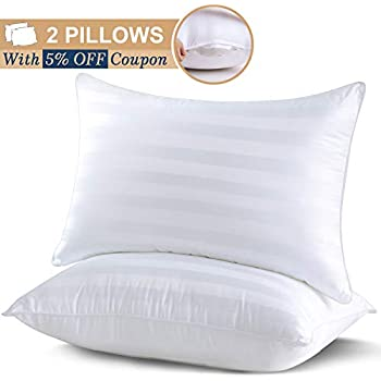 Amazon Com Omystyle Pillows For Sleeping 2 Pack